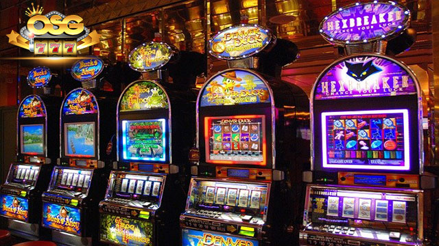 Game Judi Osg777 Slot Machine Online