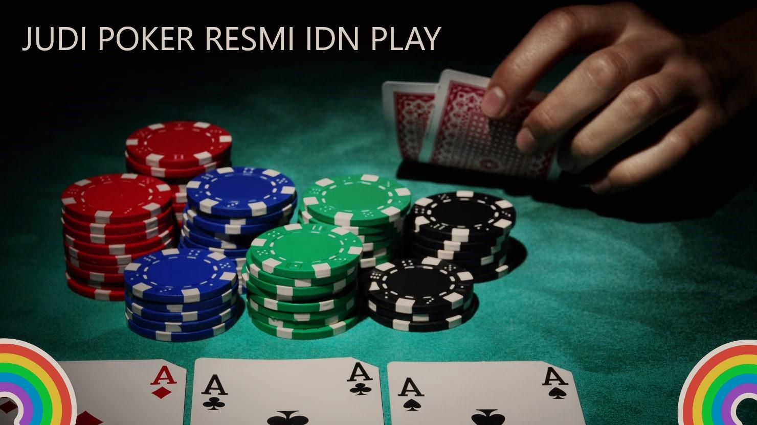 Jaminan Keuntungan Dalam Poker Online benar Adanya