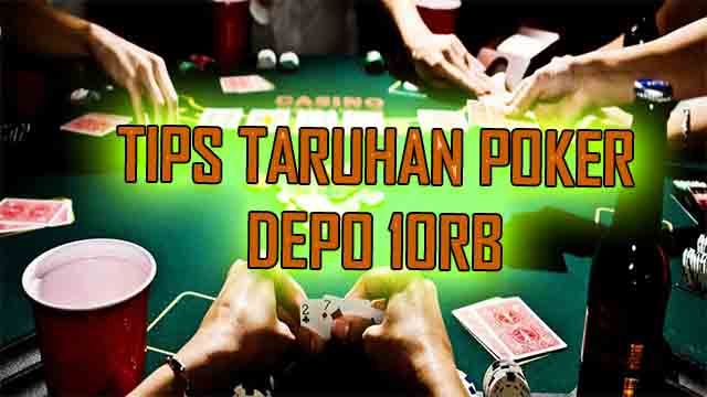 Strategi Kuat Dalam Betting Poker Idnplay