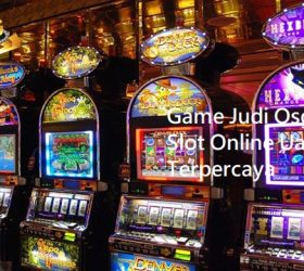 Game Judi Osg777 Slot Online Uang Asli Terpercaya